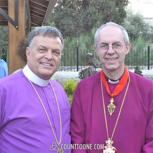 Archbishop Justin Welby, Archbishop of Canterbury, Global Leader of the Anglican Church